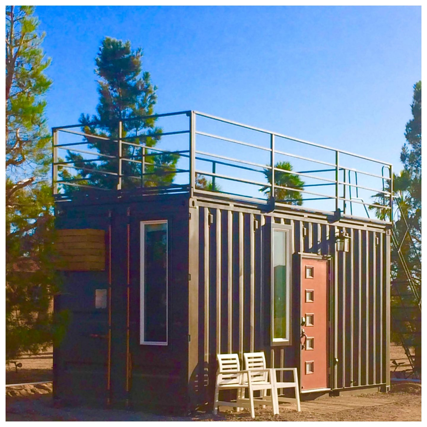 tiny travel chick best glamping alternative living spaces container home