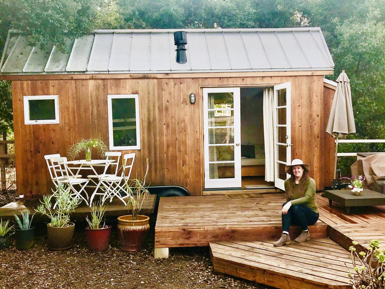 tiny travel chick tiny house company tiny house plans